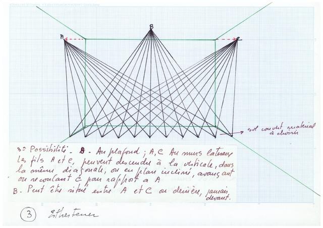 , 'Proyectos espaciales #5 (1/3),' , àngels barcelona