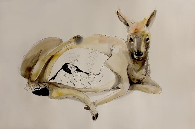 , 'De la serie Obra Negra,' 2014, Galería Jenny Vilà