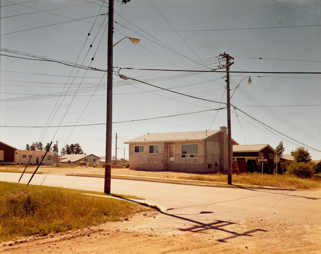 , 'Wilde Street and Colonization Avenue, Dryden, Ontario, August 15, 1974,' , Edwynn Houk Gallery