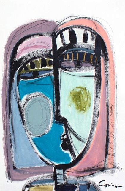 Lesley Grainger, 'Liz Beth ', 2017, Artspace Warehouse
