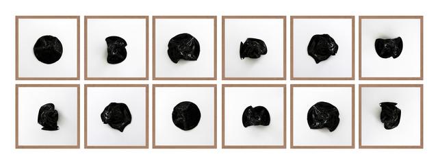 , 'Untitled (All Tomorrow's Parties Black 12),' 2016, Machete