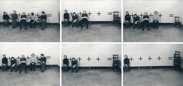 , 'Untitled,' 1974, SAGE Paris