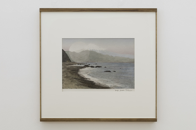 Linda Fregni Nagler, 'Fuji from Tokaido', 2018, Vistamare/Vistamarestudio