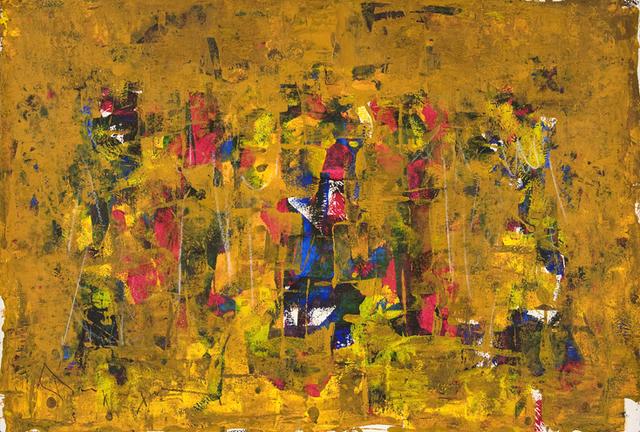 , 'Colorful Crowd,' , Eisele Fine Art