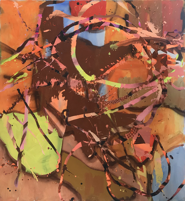 Esteban Cabeza de Baca, 'Circle in A Square', 2019, Boers-Li Gallery