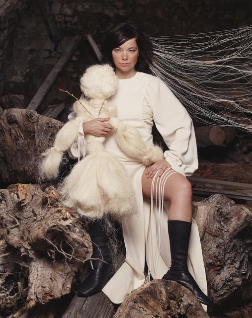 Inez & Vinoodh, 'Björk - Volumen,' 1999, Gagosian