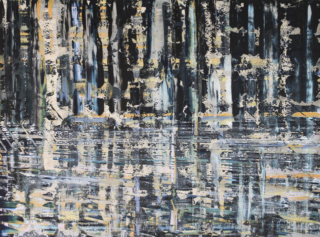 Sebastien Leon, 'The Kingdom of Waves', 2017, Von Lintel Gallery