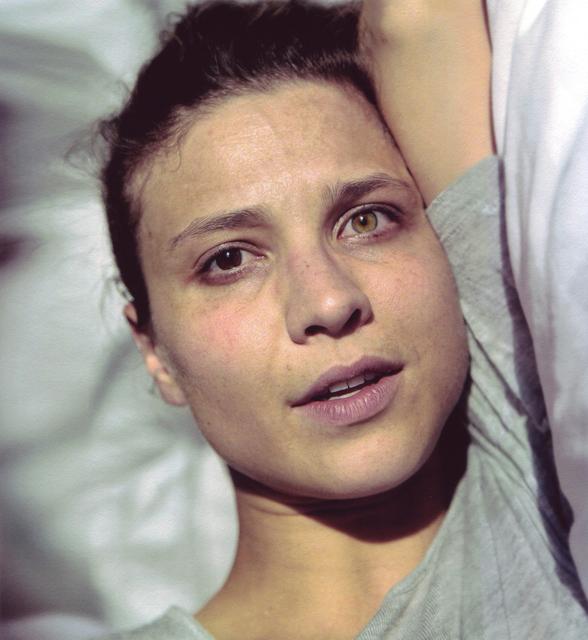 , 'Heterochromia (Katerina),' 2013, Raum mit Licht