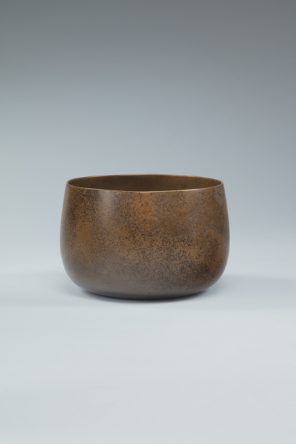 , 'Waste-water bowl with simulated bronze surface,' ca. 1870, Sebastian Izzard LLC Asian Art