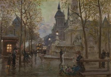 Place d'Iena, Paris