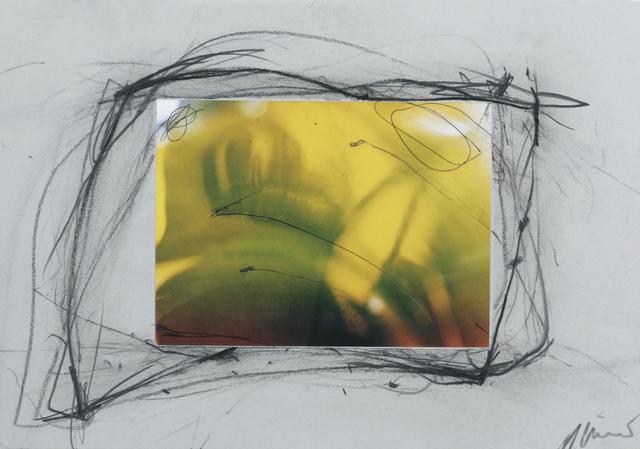 , 'Pierre Molinier Ubermalung #12,' 2008, Galerie Christophe Gaillard