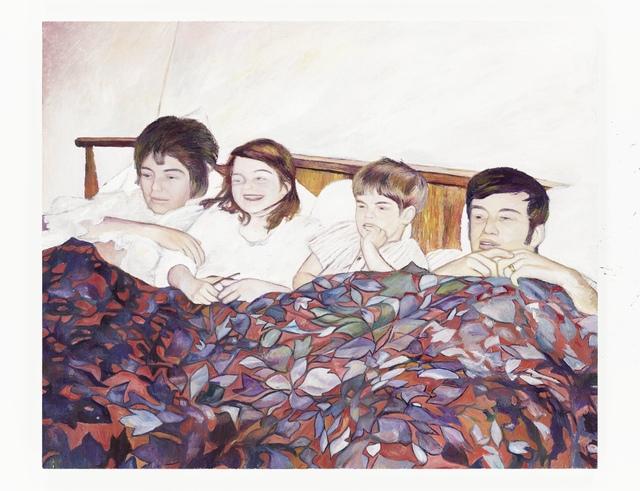 Keith Mayerson, 'My Family,' 2013, Whitney Biennial 2014