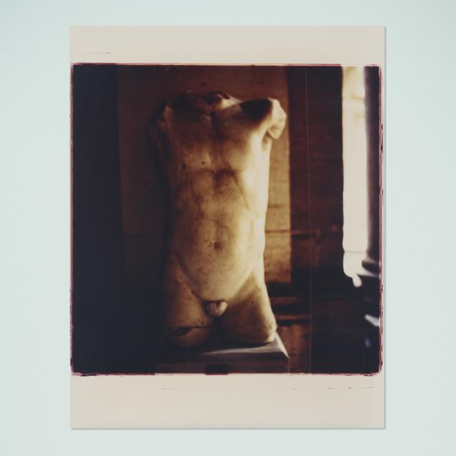 Jack Pierson, 'Torso, Napoli', 1995, Wright