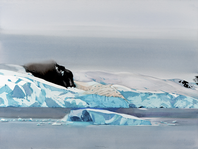 , 'Neumeyer Channel, Antarctica,' , Dowling Walsh