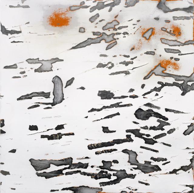 , 'Dubplate 5 (Torque),' 2014, alexander levy