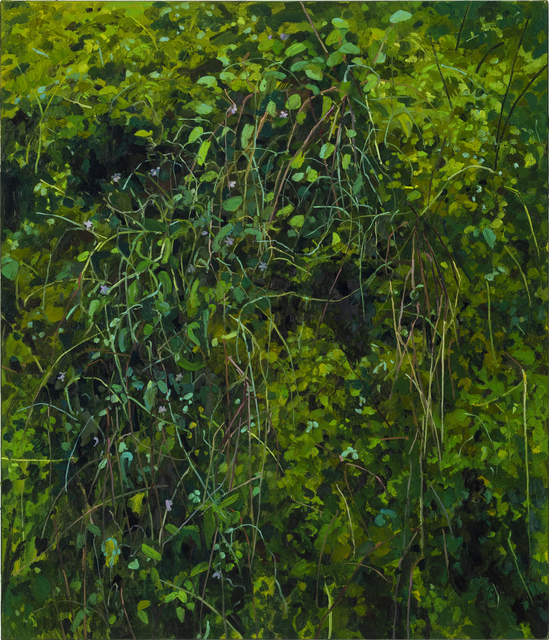 , 'Moss and Grass,' 2017, DC Moore Gallery