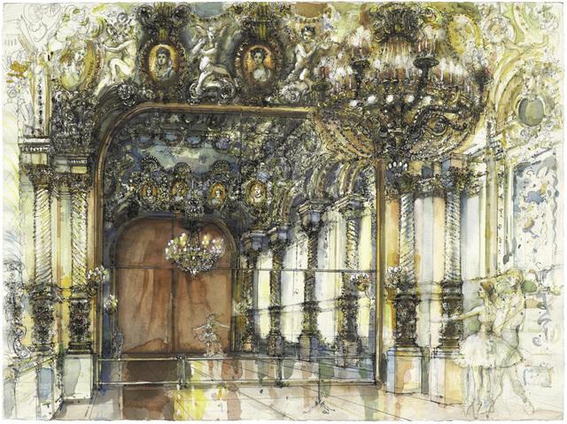 , 'Foyer De La Danse,' 2007, Koplin Del Rio