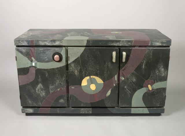 , 'Cabinet,' 1975, Lebreton