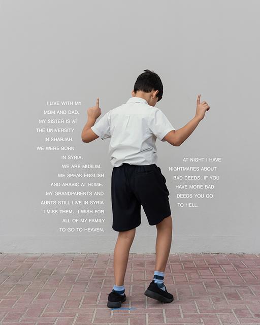 Judy Gelles, 'Fourth Grade - To Hell (Dubai: Public School)', 2019, Pentimenti Gallery