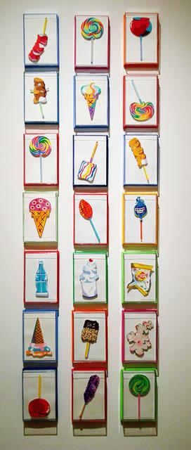 , 'Sugar Rush series,' 2011, Tabla Rasa Gallery