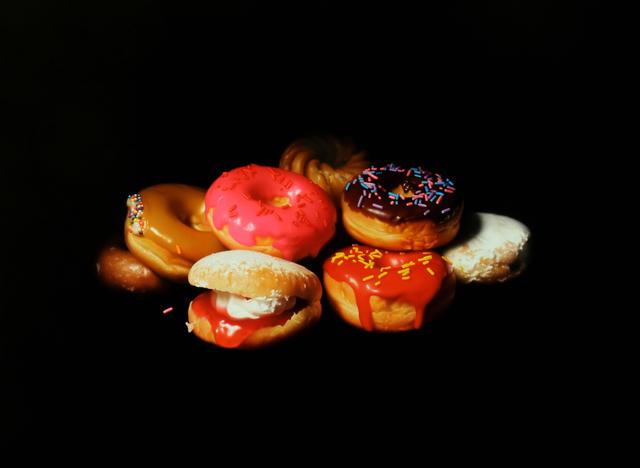 , 'Donut Pile,' 2016, Galerie de Bellefeuille