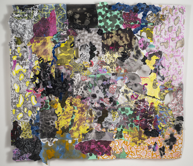 , 'Expansion Tapestry,' 2016, 101/EXHIBIT