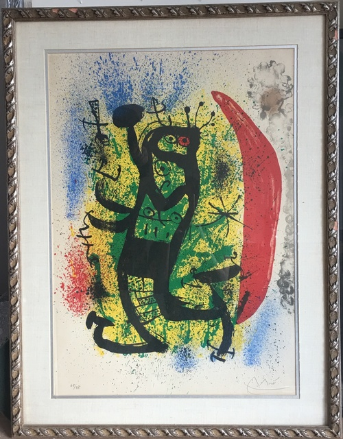 Joan Miró, 'Le Homard (The Lobster)', 1969, Puccio Fine Art
