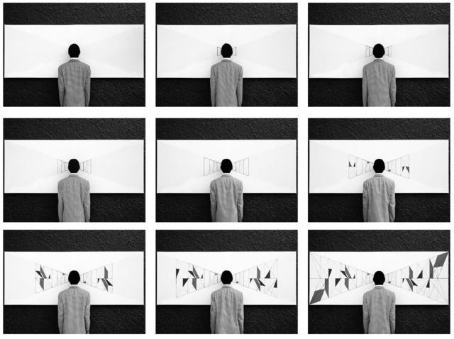 , 'Restless Mind,' 2014, Galerie Hans Mayer