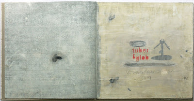 , 'Tuber and Glob (select pages featured),' 2004, Orth Contemporary