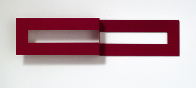 , 'Double red,' 2013, Atelier-Editions Fanal