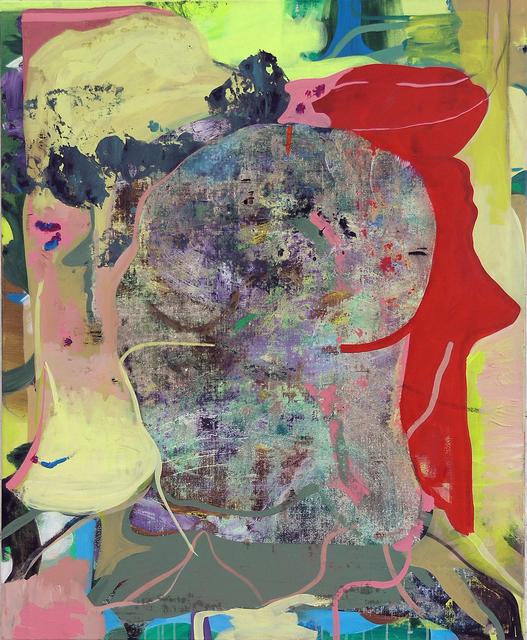 , 'Mediendemokratie und Persönlichkeit,' 2012, SETAREH GALLERY
