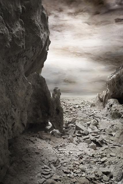 Filippo Armellin, 'La Crisi dei Simboli (diptych, B)', 2019, Galleria Fumagalli