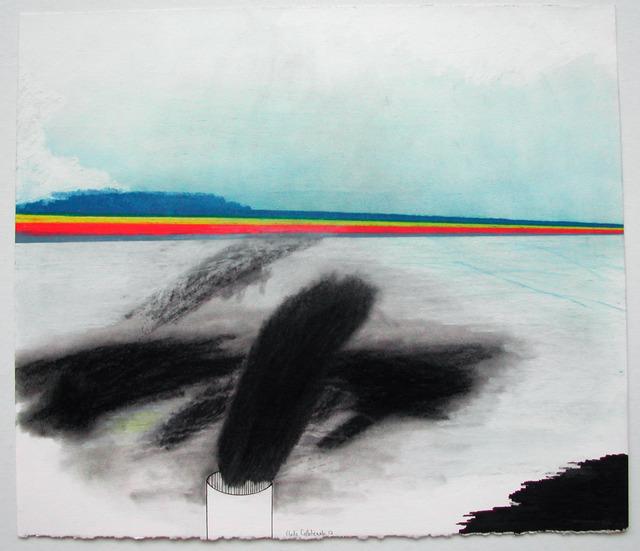 , 'Étude collatérale 12,' 2013, Galerie Graff