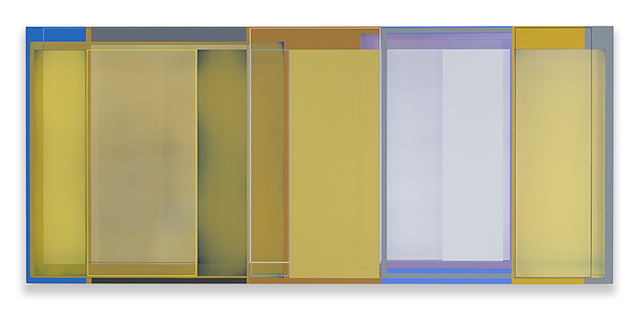 , 'Gold Rush,' 2018, Miles McEnery Gallery