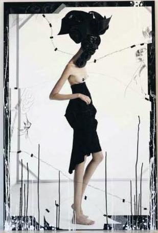 , 'Teresa Standing,' 2009, The Art:Design Project