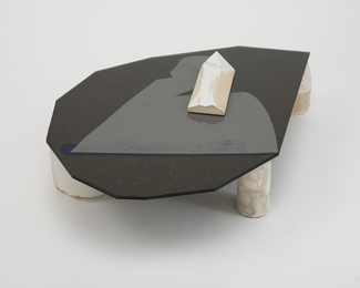 Teardrop; Shard; Black Square; Open Book