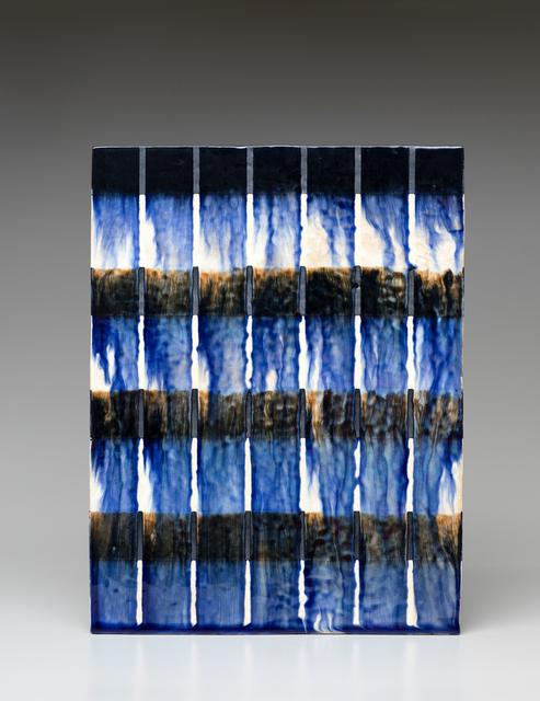 , 'Untitled Wall Slab,' 2017, Locks Gallery