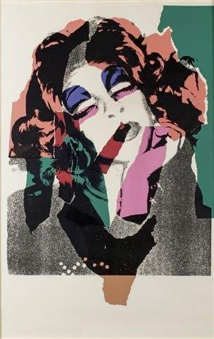 Andy Warhol, 'Ladies and Gentlemen', 1975, Print, Original silkscreen, Galeries Bartoux Singapore