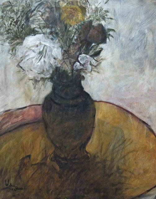 , 'Still Life Vase,' 1985, Hafez Gallery