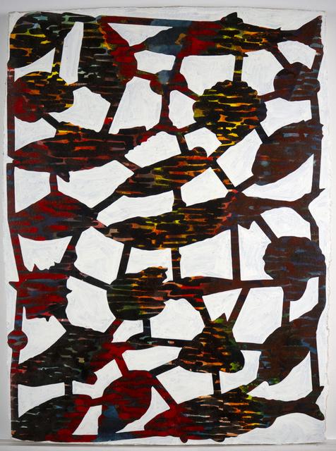 Bo Joseph, 'A Lexicon of Persistent Absence: Primeval Lattice', 2012, McClain Gallery