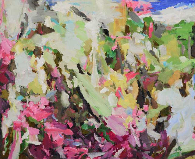 , 'Inspired Bright,' 2017-2018, Madelyn Jordon Fine Art