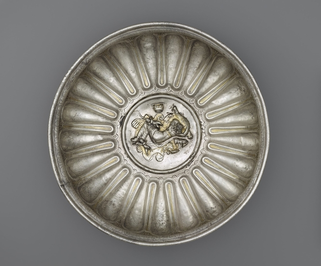 , 'Bowl with a Medallion of Omphale,' ca. 1, Legion of Honor