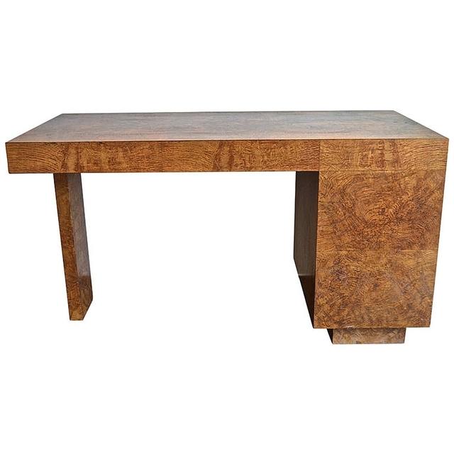 , 'Burled Oak Desk,' 1945, Galerie XX
