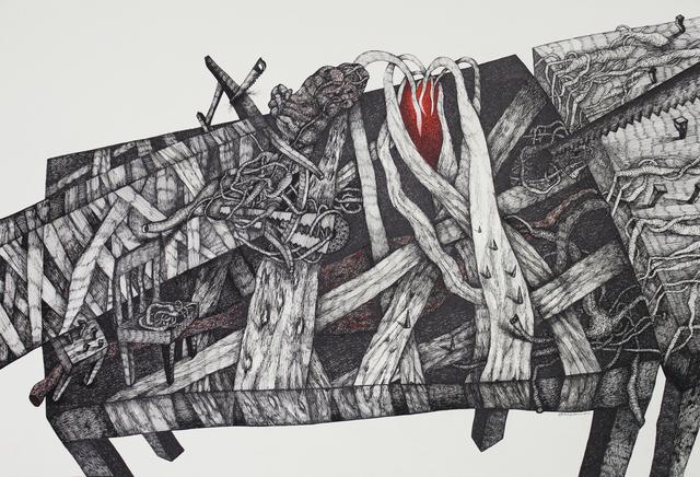 , 'DISAPPEARENCE IX,' 2017, Saskia Fernando Gallery