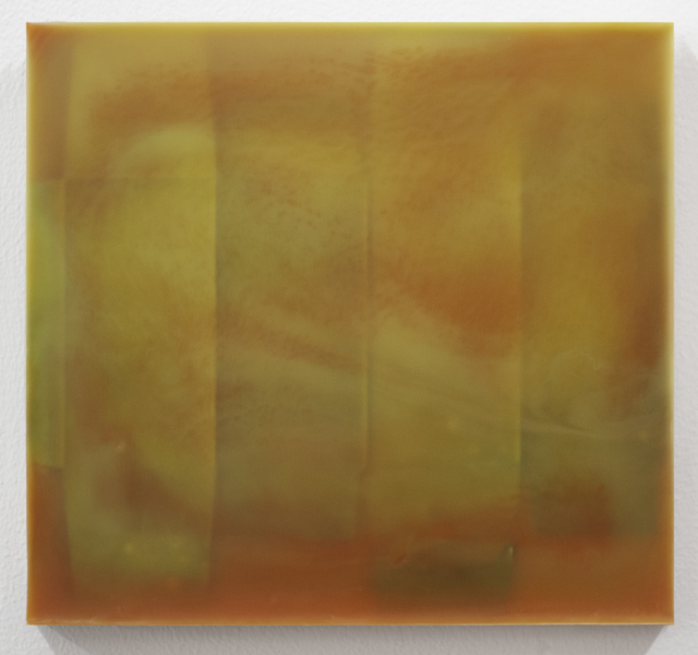 , 'Walgreens Ibuprofin 01 (unframed waxwork),' 2018, Front Room Gallery