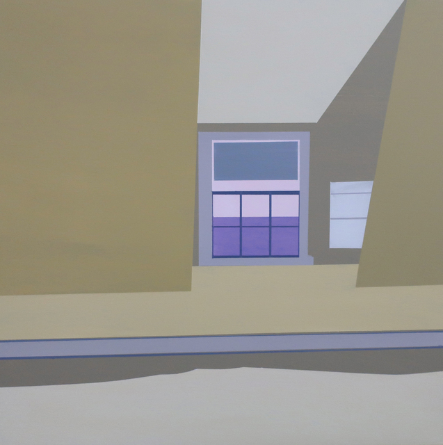 , 'Purple Morning View from Bed,' 2018, Octavia Art Gallery