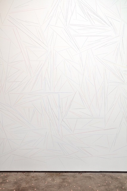 Peter Liversidge, 'Sean Kelly Wall Drawing', 2016, Sean Kelly Gallery
