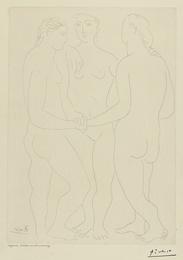 Les Trois amies (Bloch 76; Baer 117)