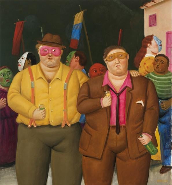 , 'Carnival,' 2016, Galerie Thomas