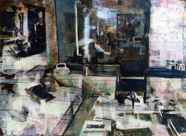 , 'Sala,' 2019, Galería Casa Lamm